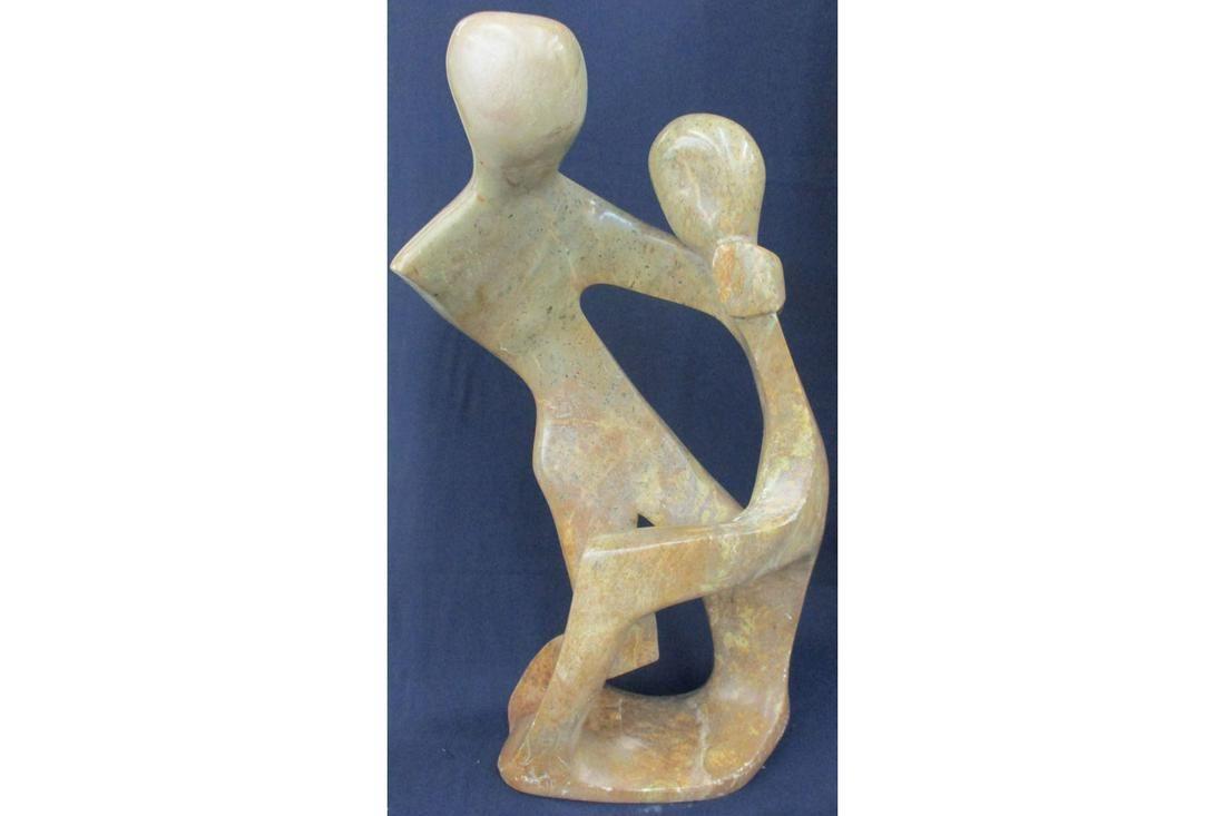African Stone Sculpture