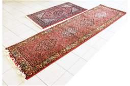 2 Persian Bidjar Rugs