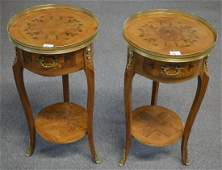 Pair of Louis XVstyle side table