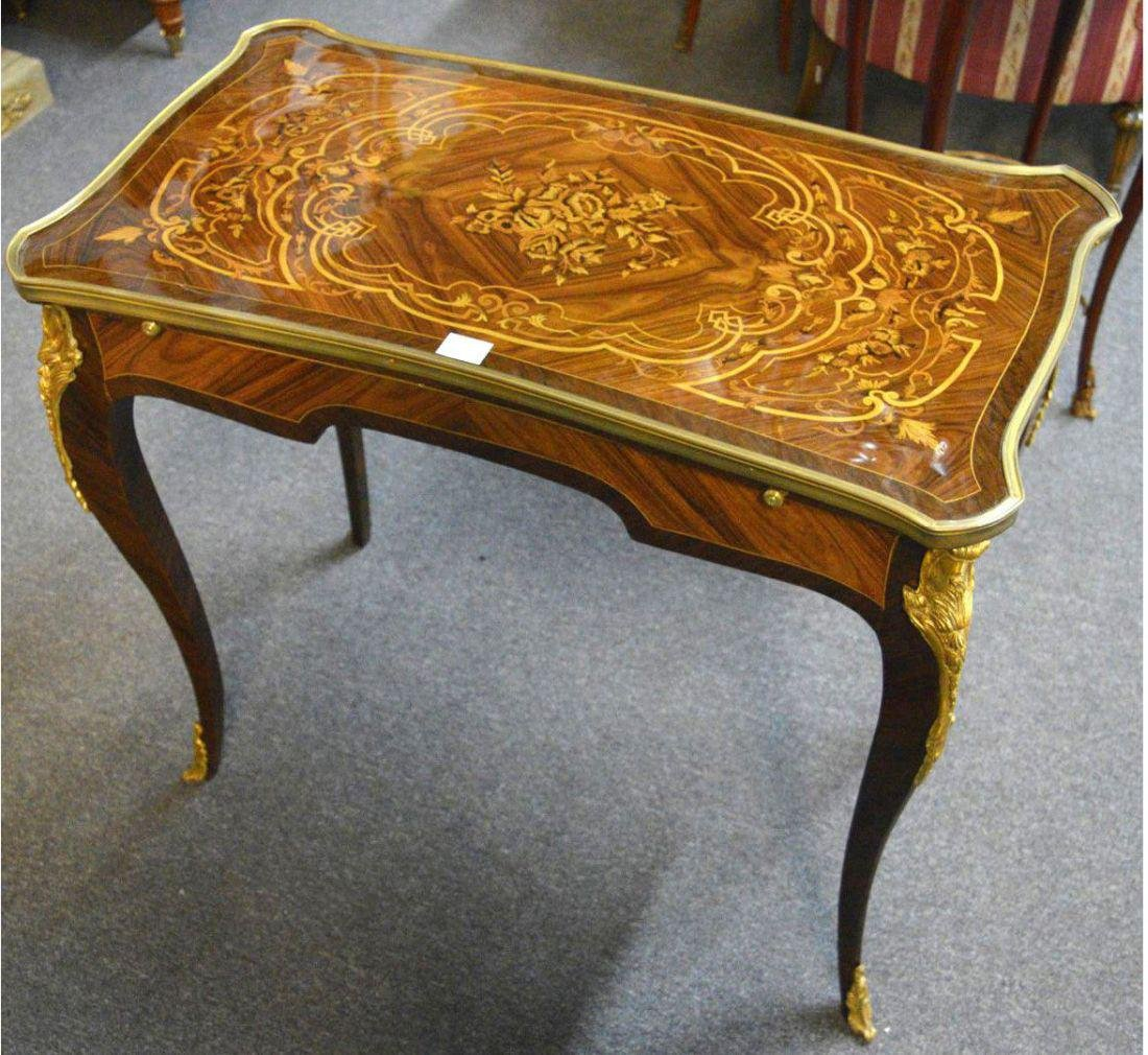 Louis XV-style occasional table
