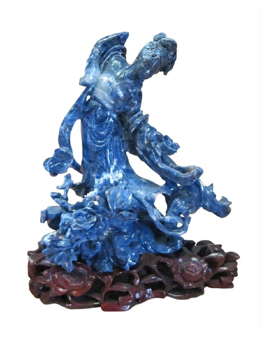 Sculpture of a Quan Yin