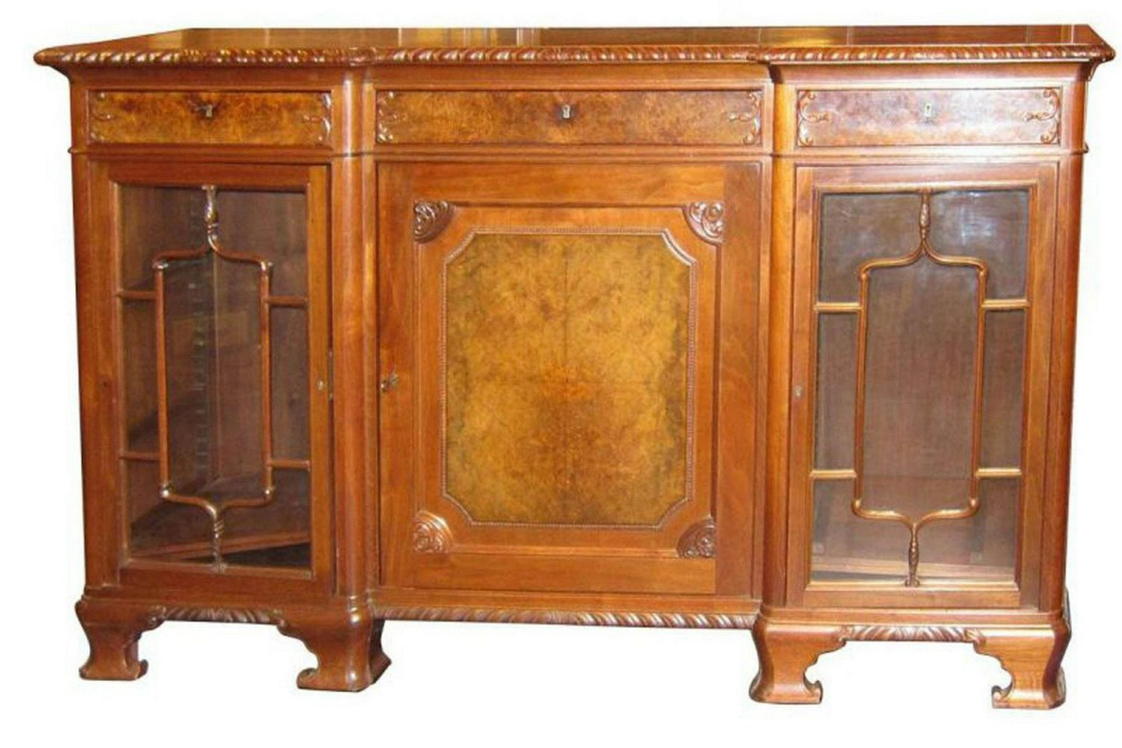 Chippendale-style sideboard