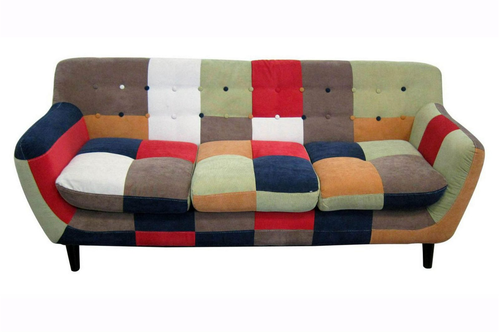 Contemporary European-designed sofa