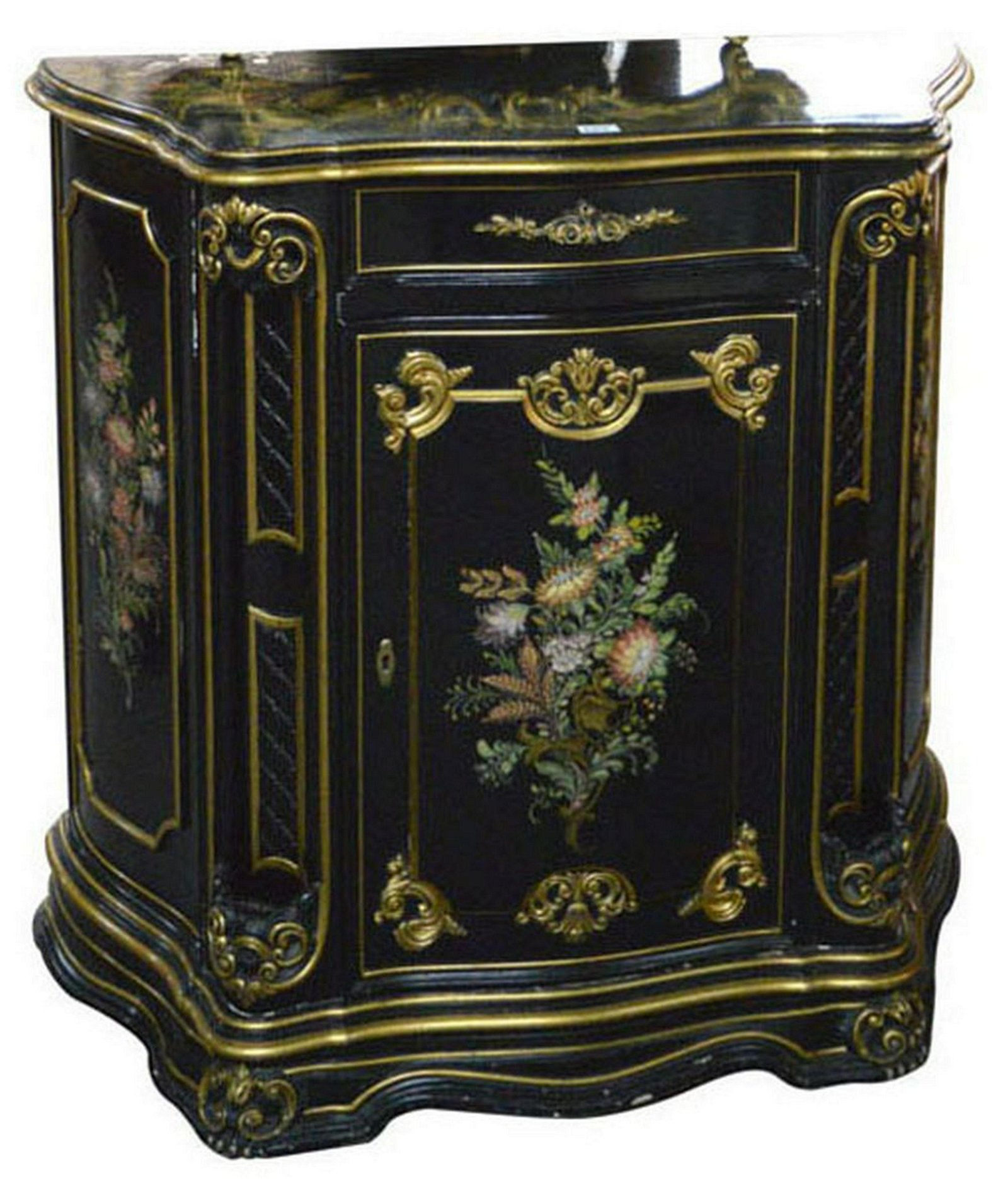 Louis XV-style console