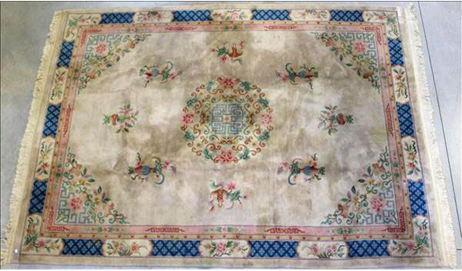 Chinese rug
