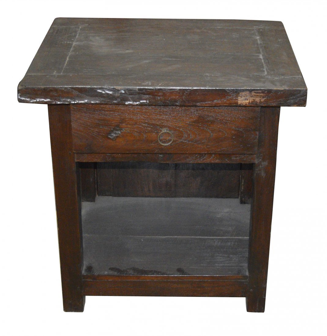 2-tier occasional table
