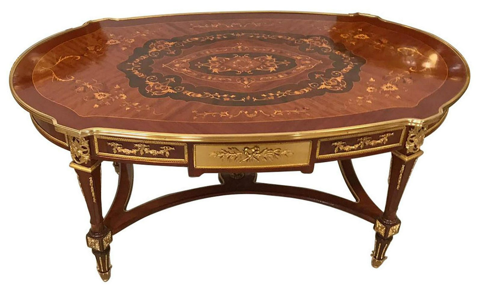 Louis XV salon table