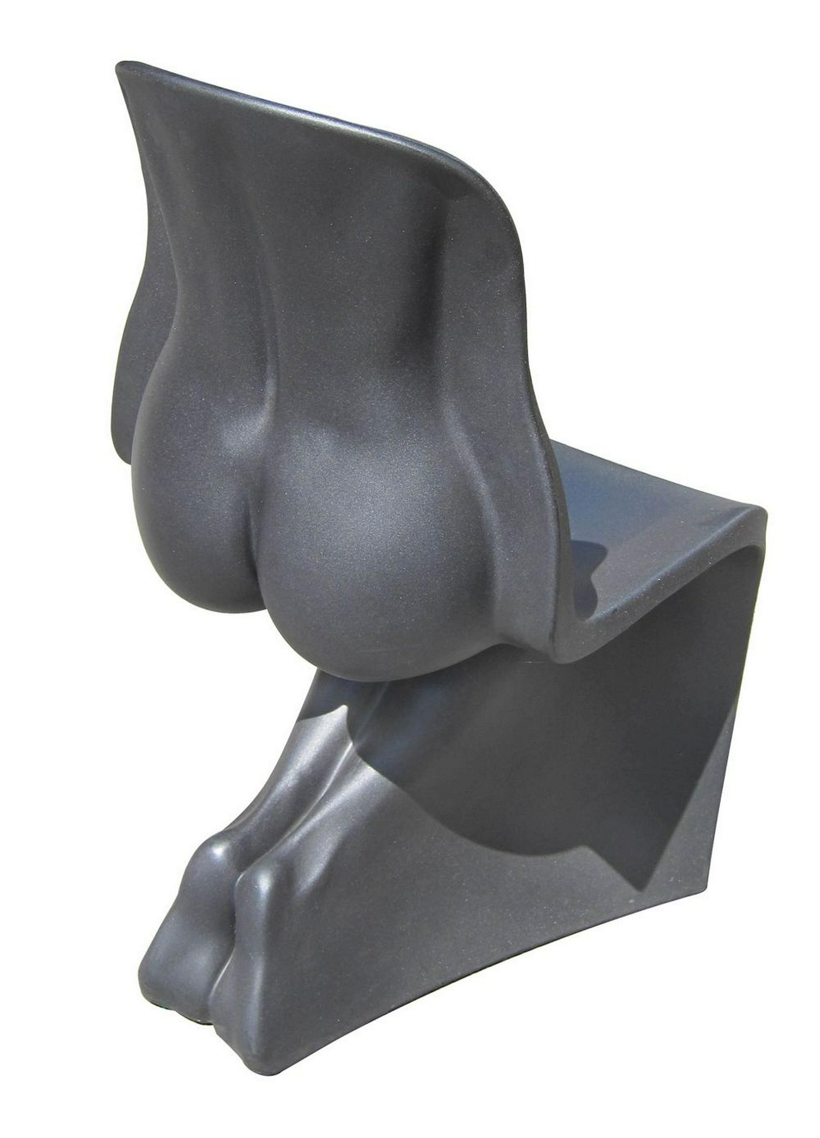 Her chair designed by Fabio Novembre