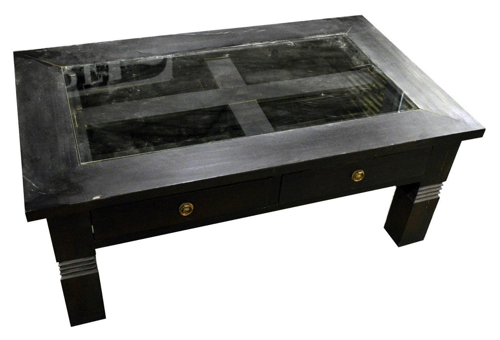 Contemporary-style coffee table