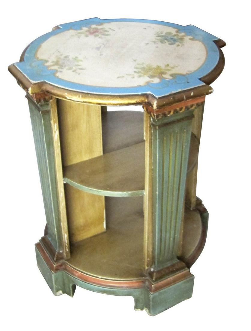 Antique Venetian side table