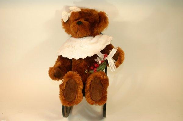 100: Cindy of Corbett Hollow Handmade Plush Bear
