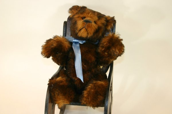 102: Baby Black Bart Bearloom Bear