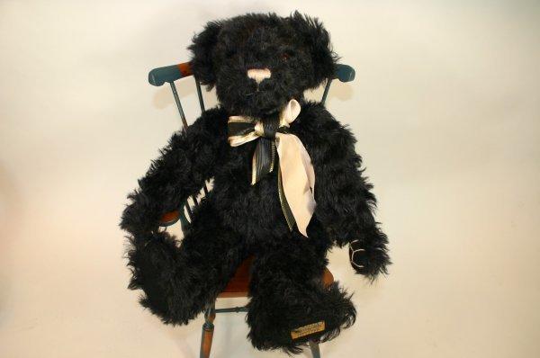 108: Merrythought Black Bear by Alph & Farnell