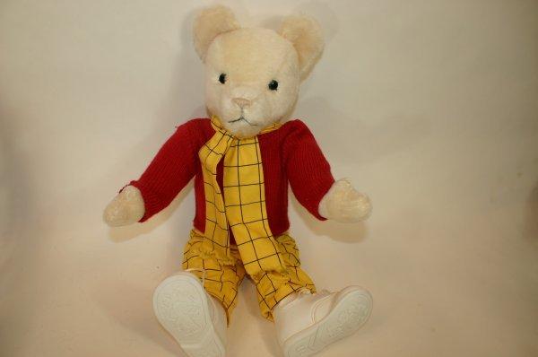 111: Merrythought Rupert Olivia Holmes Bear