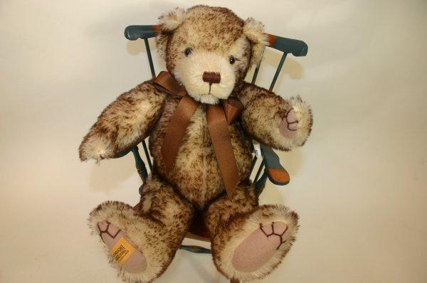 113: Merrythought Tipped Mohair Bear