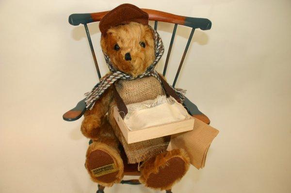 116: Merrythought Muffin Man Bear