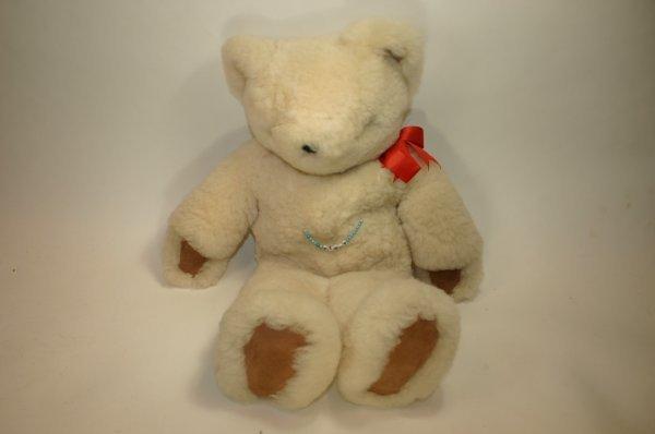 122: Sheepskin Bear from New Zealand