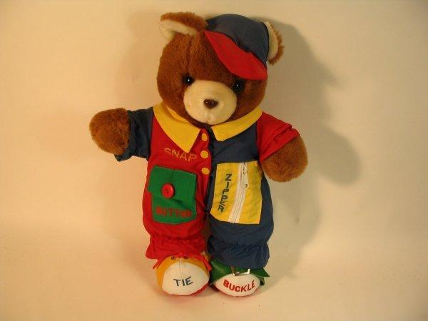 285: Dress Yourself Teaching Bear