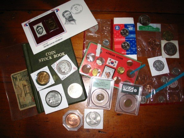 1002: Misc. Coins and Tokens