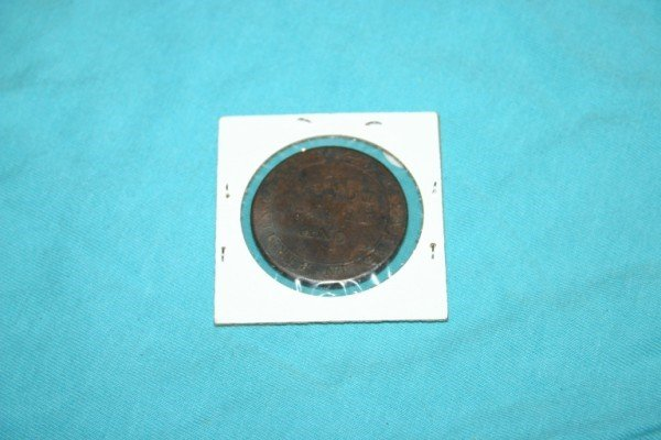 1005: 1811 Union Copper One Penny - 2
