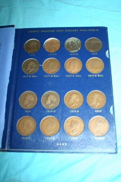 1009: 19 Great Britain Cents 1896-1964