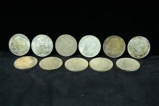 11 1921 Morgan Dollar