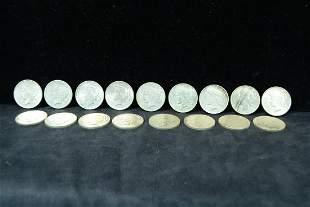 17 1922 Peace Dollar