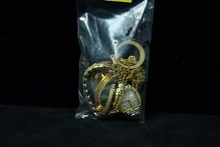 120 12K GF watch necklace pins etc