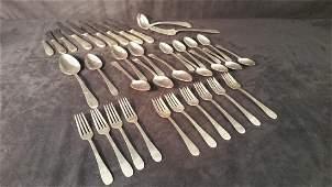 Tiffany & Co. Sterling flatware