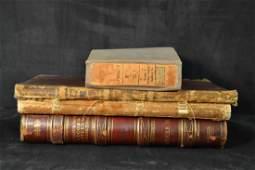 Records of bills and common stocks circa 1869