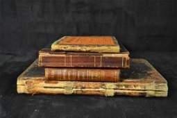 Receipt books for NY companies c. 1860