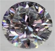 Certified 1.00 Carat D Color VS1 Natural Loose Diamond