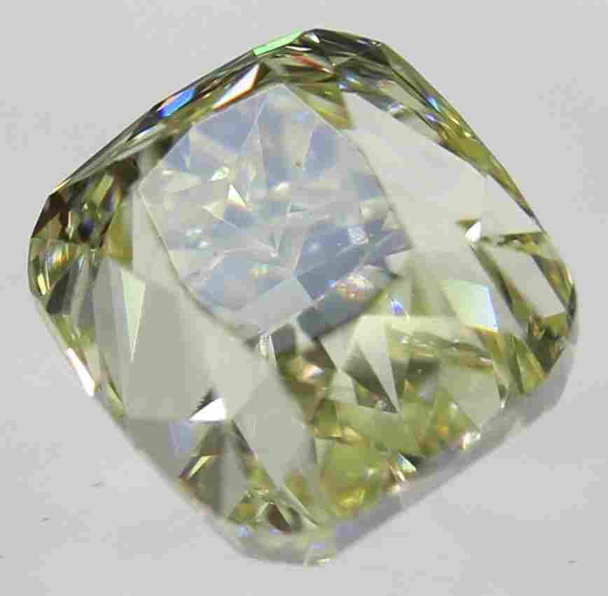 0.99 Carat K Color VVS1 Cushion Loose Diamond