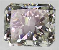 120 CARAT G COLOR VVS2 RADIANT NATURAL LOOSE DIAMOND