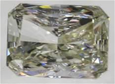 071 Carat H Color SI1 Radiant Natural Loose Diamond