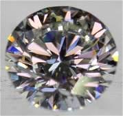 0.51 CARAT G COLOR VVS1 ROUND LOOSE DIAMOND