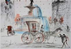 Dali - New York : Plaza