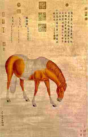 Horse chart (Paper)