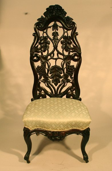 3: Carved Belter Chair