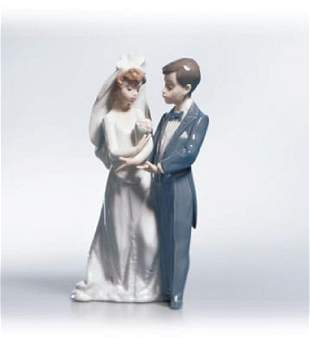 LLADRO FROM THIS DAY FORWARD 5885