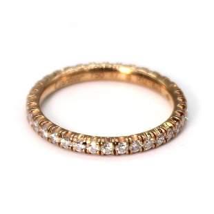 Etincelle de Cartier Diamond 18k Gold Wedding Band