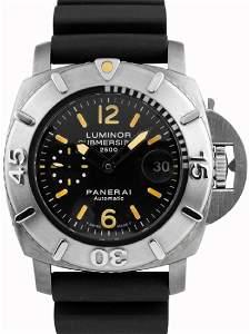 Panerai Special Editions Luminor Submersible