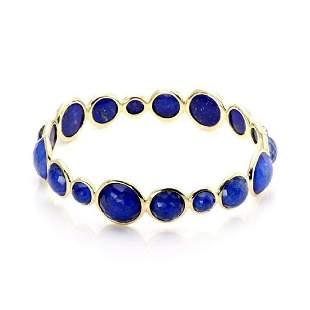 Ippolita Rock Candy Gelato Lapis Gems 18k Bracelet