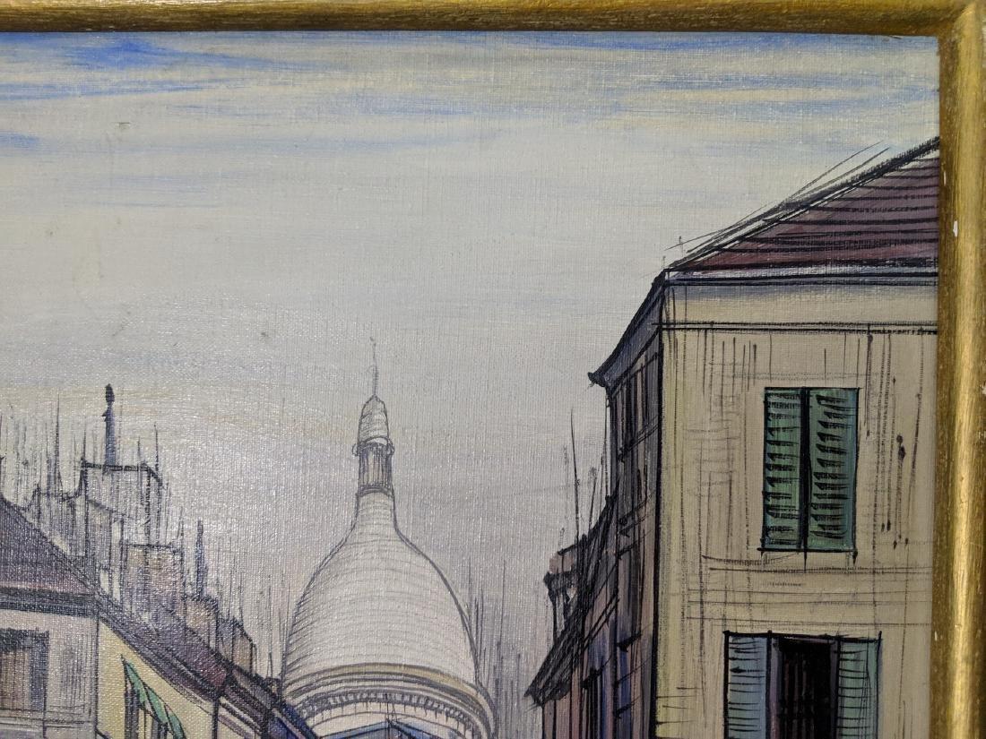 Ray Lambert Paris France Street Scene Oil Painting - 3