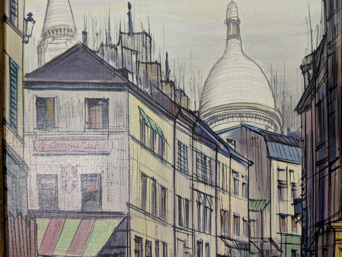 Ray Lambert Paris France Street Scene Oil Painting - 4