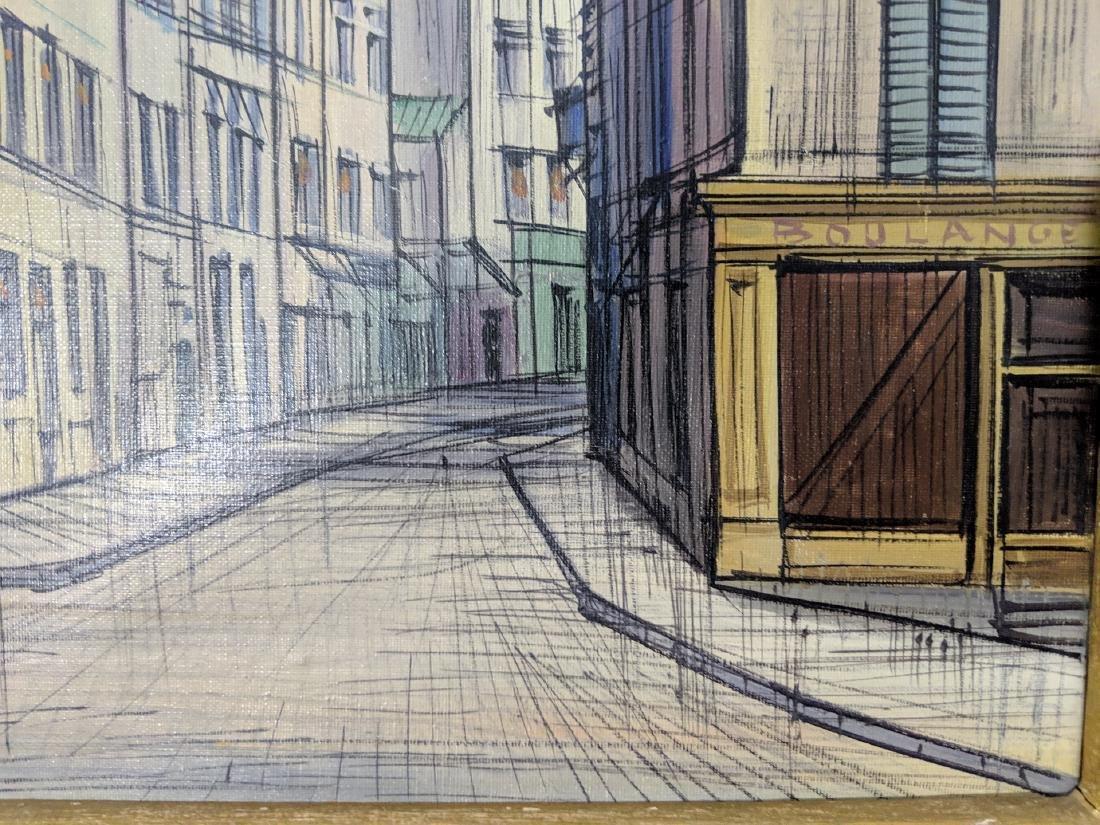 Ray Lambert Paris France Street Scene Oil Painting - 7
