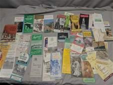 Lot Virginia Travel Brochures Maps Booklets Hotels