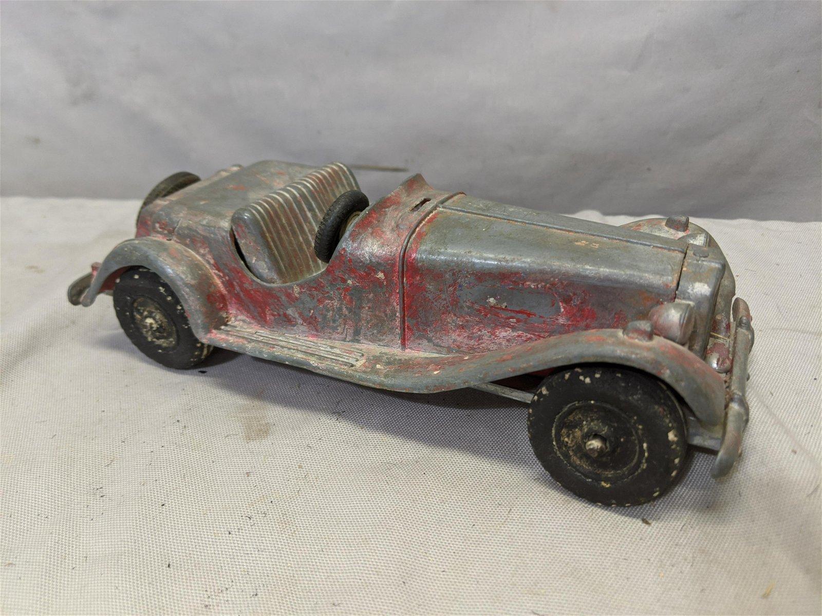 Early Die Cast Hubley MC Roadster No 485