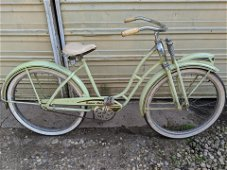 1950's Monark Silver King Super Deluxe Girls Bike