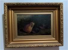 Arnoud Wydeveld Pear Fruit Still-life Oil Painting